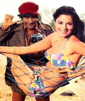 Quiz: Who stars in Heera Panna, besides Zeenat Aman?