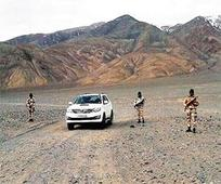 Villagers along Indo-China border get c... Villagers along Indo-China border get calls from spies