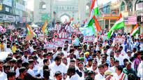 Demonetisation: Telangana Congress proves a point with huge rally