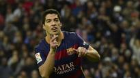 La Liga: Suarez's late header salvages draw at Atletico to keep Barcelona unbeaten