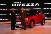Vitara Brezza may get Petrol Engines