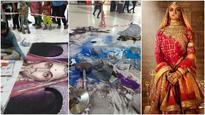 This has to stop NOW! Deepika Padukone breaks silence over goons destroying 'Padmavati' rangoli