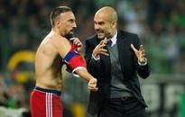 Ribery lashes out at 'big-mouthed and inexperienced' Guardiola