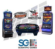 Scientific Games Brings World's Best Gaming and Lottery Experiences to London at ICE Totally Gaming 2017