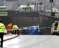 Six dead in multi-vehicle crash in Birmingham