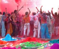 Holi: The festival of the world