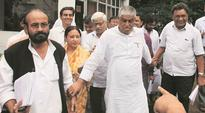 Congress accuse TMC of destroying Federal structure, plans to meet President Pranab Mukherjee next month