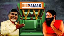 SBI-Big Bazaar deal: How Ramdev & Chandrababu Naidus family stand to gain
