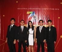 UP Students win international Industrial Engineering Competition in Indonesia