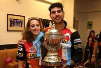 Yuvraj Singh says IPL title as amazing as World Cups