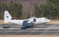Sweet 16 as Saudi adopts the KC-130J
