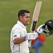 New Zealand v/s Pakistan: Ross Taylor ton guides Kiwis to series-clinching position