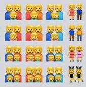 Indonesia wants LGBT-themed emojis pulled from IM apps like WhatsApp, Facebook and Line