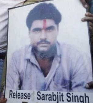 Two prisoners charged for assaulting Sarabjit