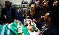 Wounded Palestinian executed by Israeli soldier in March laid to rest