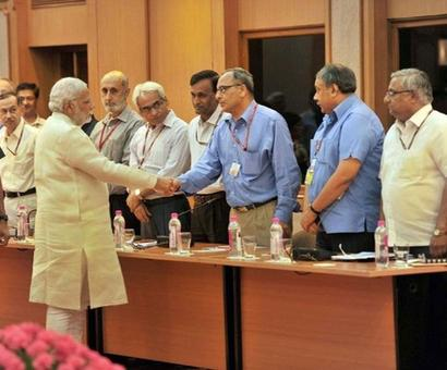 The most powerful PMO in India's history
