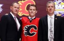 Flames draft Tkachuk, acquire Elliott from Blues