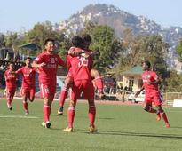 I-League: Aizawl beat Churchill 3-1 to jump to 2nd spot