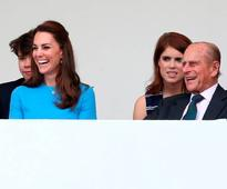 Prince Philip lost his patience during slow-moving 90th birthday celebrations for Queen Elizabeth