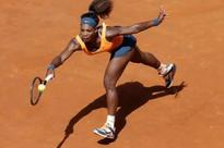 The troubles of Serena Williams at the French Open