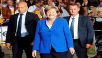 German Chancellor Merkel vows to block Turkey from joining European Union