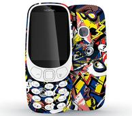 Create your own Nokia 3310 design and be the artist of limited edition packaging for the phone