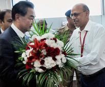 China says NSG door not shut on India, FM Wang in Delhi today