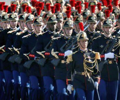 Trump to get his military parade, but no tanks involved