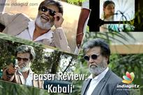 Teaser Review: 'Kabali'