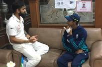 Inspirational Virat Kohli talks up England teen sensation Haseeb Hameed, gives batting tips