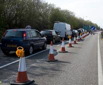 Drivers could FINALLY be spared motorway roadworks speeding tickets under new rules