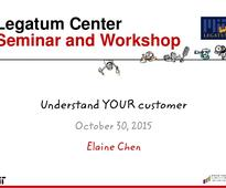 Understand your customer in developing countries
