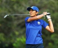 Aditi Ashok stays in top 10 with third straight under par at Ladies Open de France