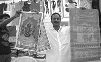 Handicraft expo returns to city