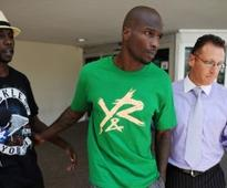 Chad Johnson arrested for violation| Florio