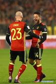 Belgium wins 8-1 in World Cup 2018 qualification match