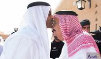 Abu Dhabi crown prince arrives in Saudi…