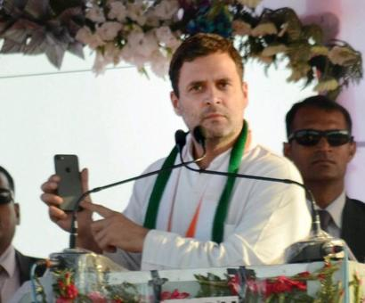 Rahul skips seats in family bastion witnessing 'friendly fight'