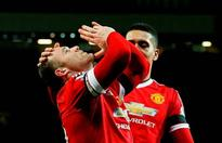 Ruthless Manchester United destroy Stoke to ease pressure on Louis van Gaal