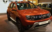 2016 Auto Expo: Renault Duster facelift showcased