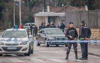 Montenegro police investigating 'suicide' grenade attack on US embassy
