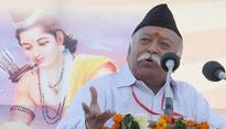 Mohan Bhagwat: Construct Ram temple at disputed site