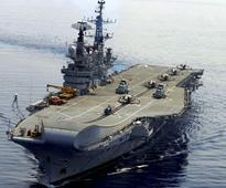 Indian Navy says goodbye to aircraft carrier INS Viraat