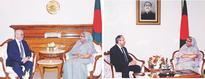 Bangladesh won't let insurgents use its land: PM