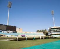 Kingsmead outfield row grows
