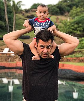 Birthday Special: Salman's Most Adorable Pictures!