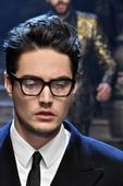 Levi Dylan, Bob Dylan's Grandson, Made His Runway Modelling Debut At Milan Fashion Week