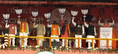 Note ban puts BJP/RSS on back foot in UP