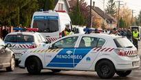 Hungarian neo-Nazi suspect kills policeman in shootout