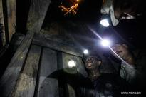 Most of Colombia's Muzo residents work in mining industry